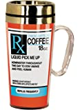 Spoontiques Prescription Insulated Travel Mug, Multicolor