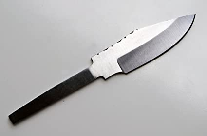 Amazon.com: Clip punto D-2 Acero parcial Tang cuchillo ...