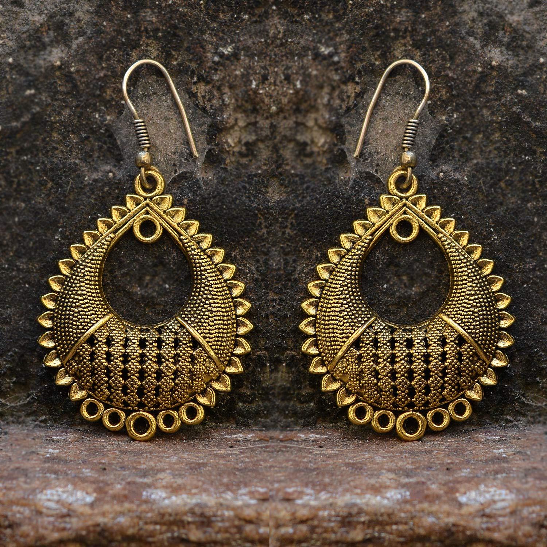 Saamarth Impex Brass Dangle Earring For Girls /& Women PG-155666