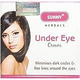 Sunny Herbals Under Eye Cream - 50Gms