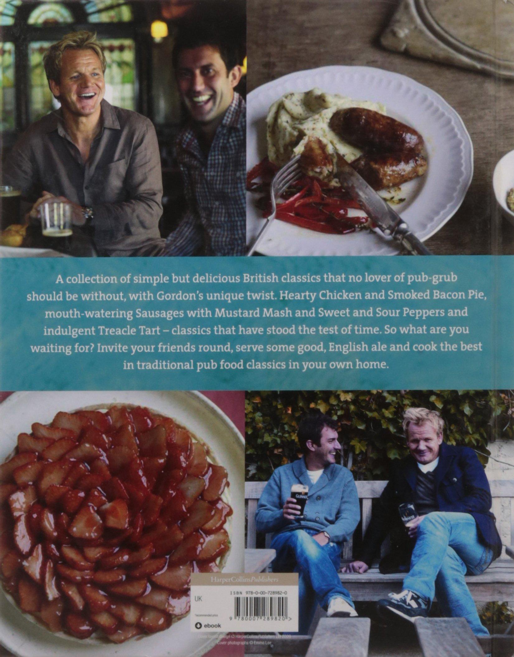 Gordon Ramsay\'s Great British Pub Food: Gordon Ramsay: 9780007289820 ...