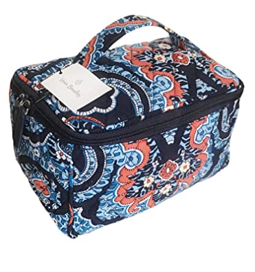 d36c737607ad Vera Bradley Travel Cosmetic Bag in Marrakesh