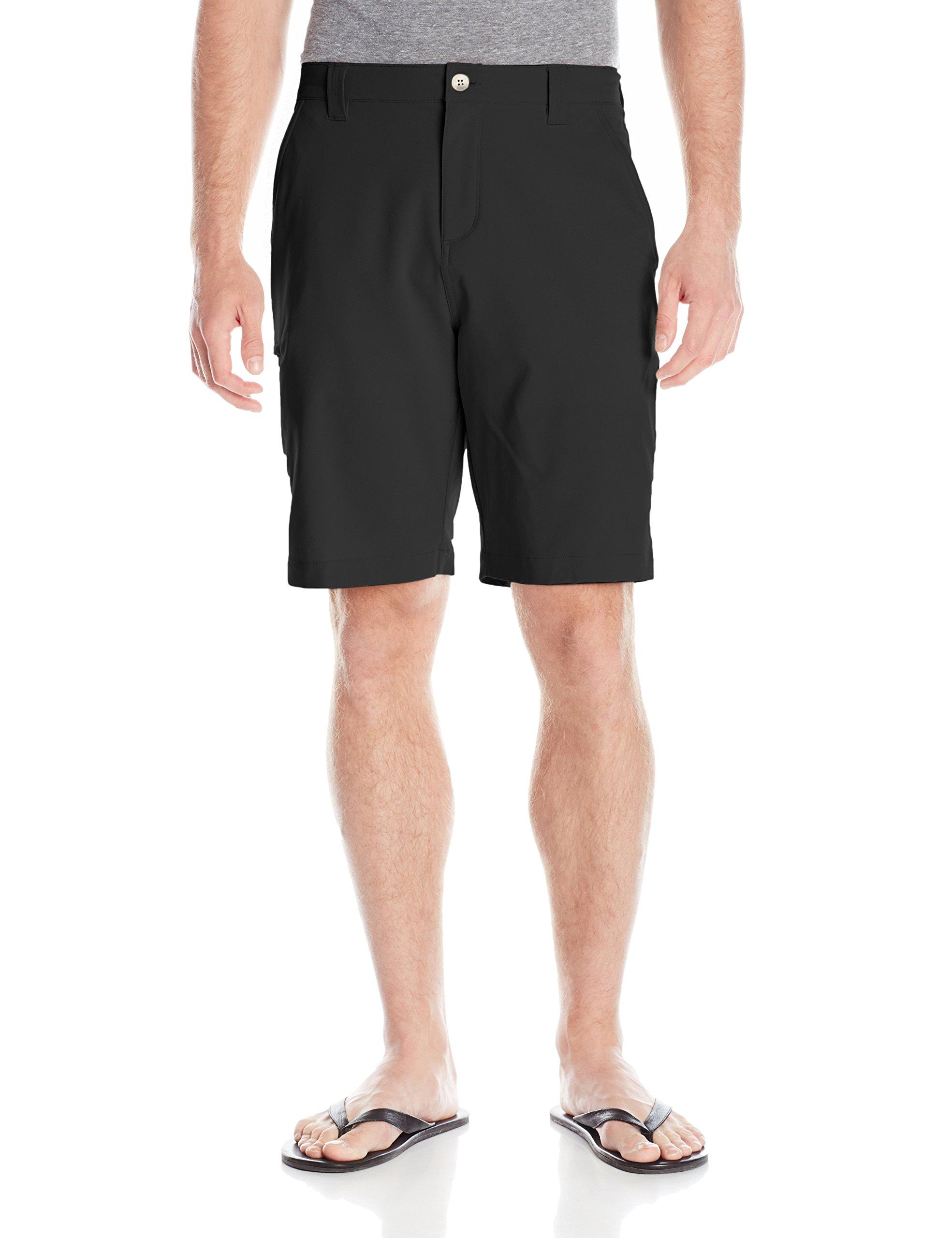 Columbia Sportswear Grander Marlin II Offshore Shorts, Black, 38x10
