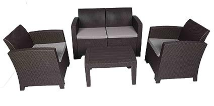 Malcom Sofa Set (4 Seater)