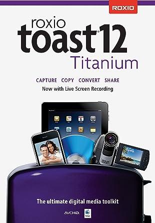 Roxio toast 14 titanium for mac (download) esdrto14timacml b&h.