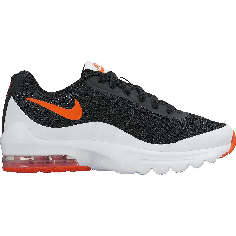 detailing 6f4bb 1efd1 Amazon.com  Nike Kids Air Max Invigor Running Shoe BlackWhiteTotal  Crimson 6.5Y  Running