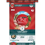 Purina ONE Pack of 2 SmartBlend Large Breed Puppy Formula Puppy Premium Dog Food 16.5 lb. Bag