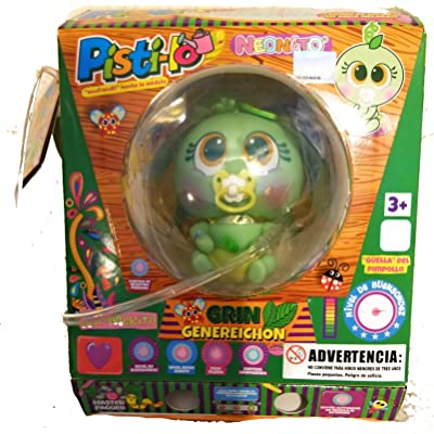 Distroller Pistilo Earth Day Exclusive Nerlie: Toys & Games