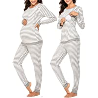 Amazon Best Sellers Best Maternity Nursing Pajama Sets