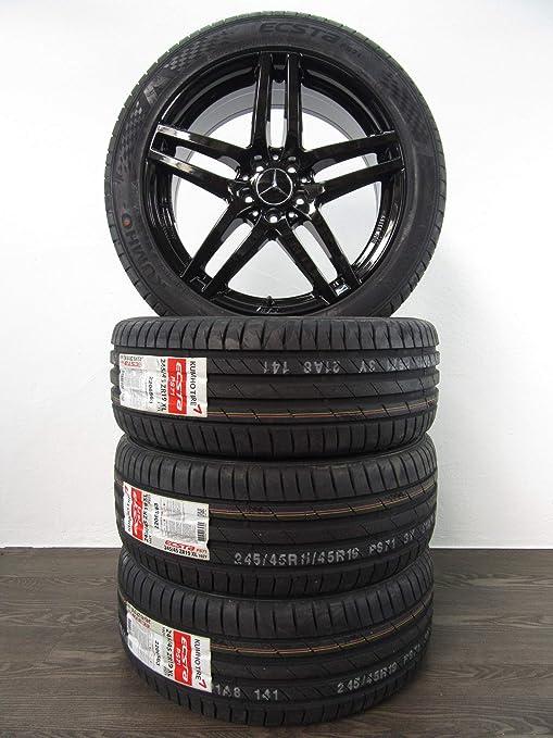 4 ruedas de verano de 19 pulgadas para Mercedes-Benz Vito 447 639 8J ET52