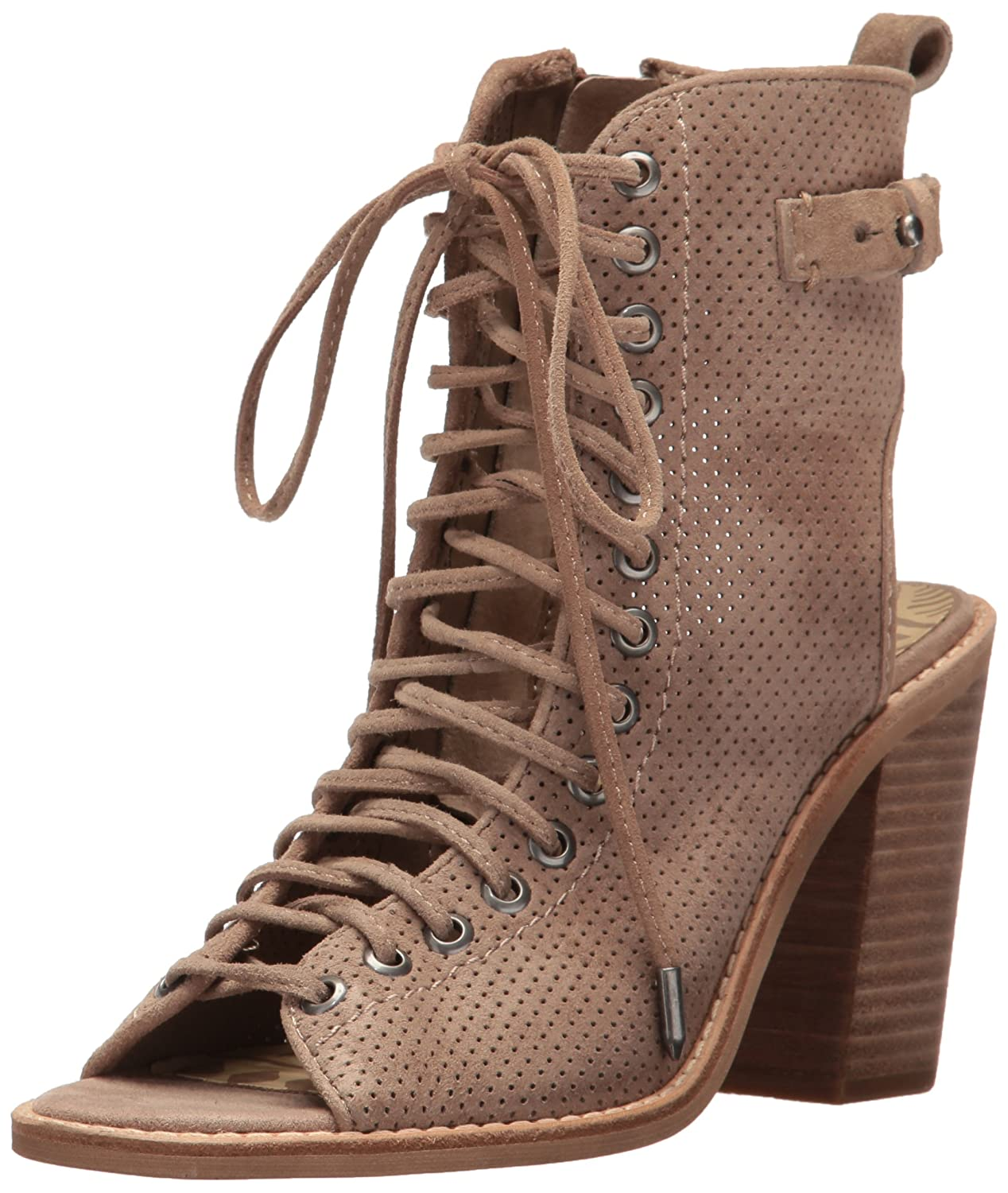 Dolce Vita Women's Loren Boot B01N1I8KCR 9.5 B(M) US|Light Taupe Suede