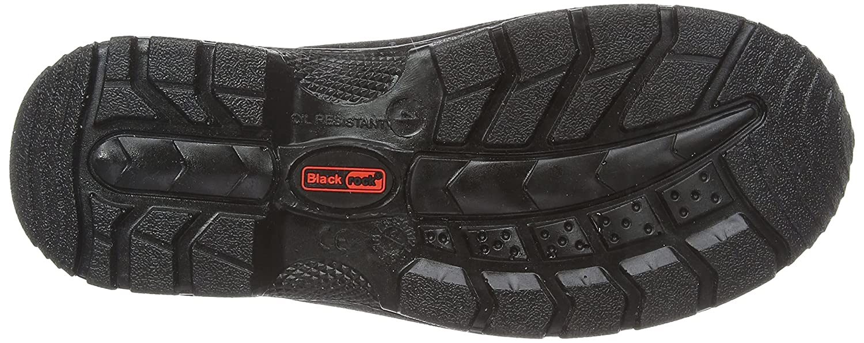 Chaussures de s/écurit/é Adulte Mixte Blackrock Sf42 black 36 EU Noir