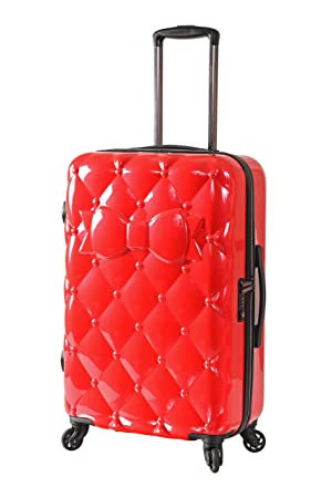 Valise rigide Chantal Thomass Coup de foudre 66 cm Rose h0cJcHVBMj