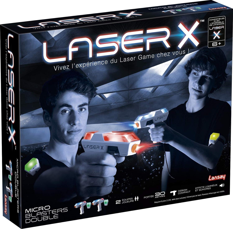 Lansay-88053-laser x micro double
