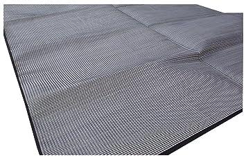 Leisurewize Oasis Breathable Awning Carpet Groundsheet Mat Grey 25 Metre X