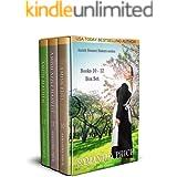 The Amish Bonnet Sisters series: Books 10-12 (Amish Bliss, Amish Apple Harvest, Amish Mayhem): Amish Romance (The Amish Bonne