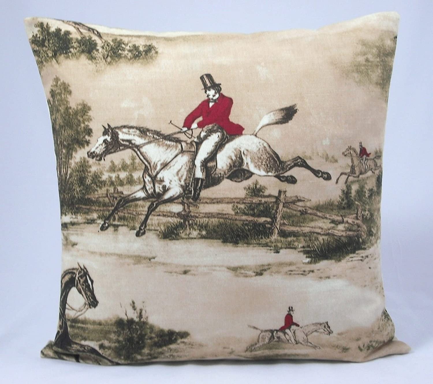 Hunting Scene Lampshades Ideal To Match Hunting Scene Cushions /& Covers