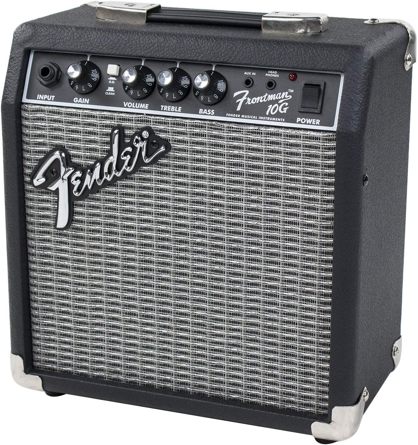 Fender Frontman - 10G Amplificador para guitarra, 230V EUR