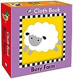 Busy Farm Cloth Book (My First Priddy)