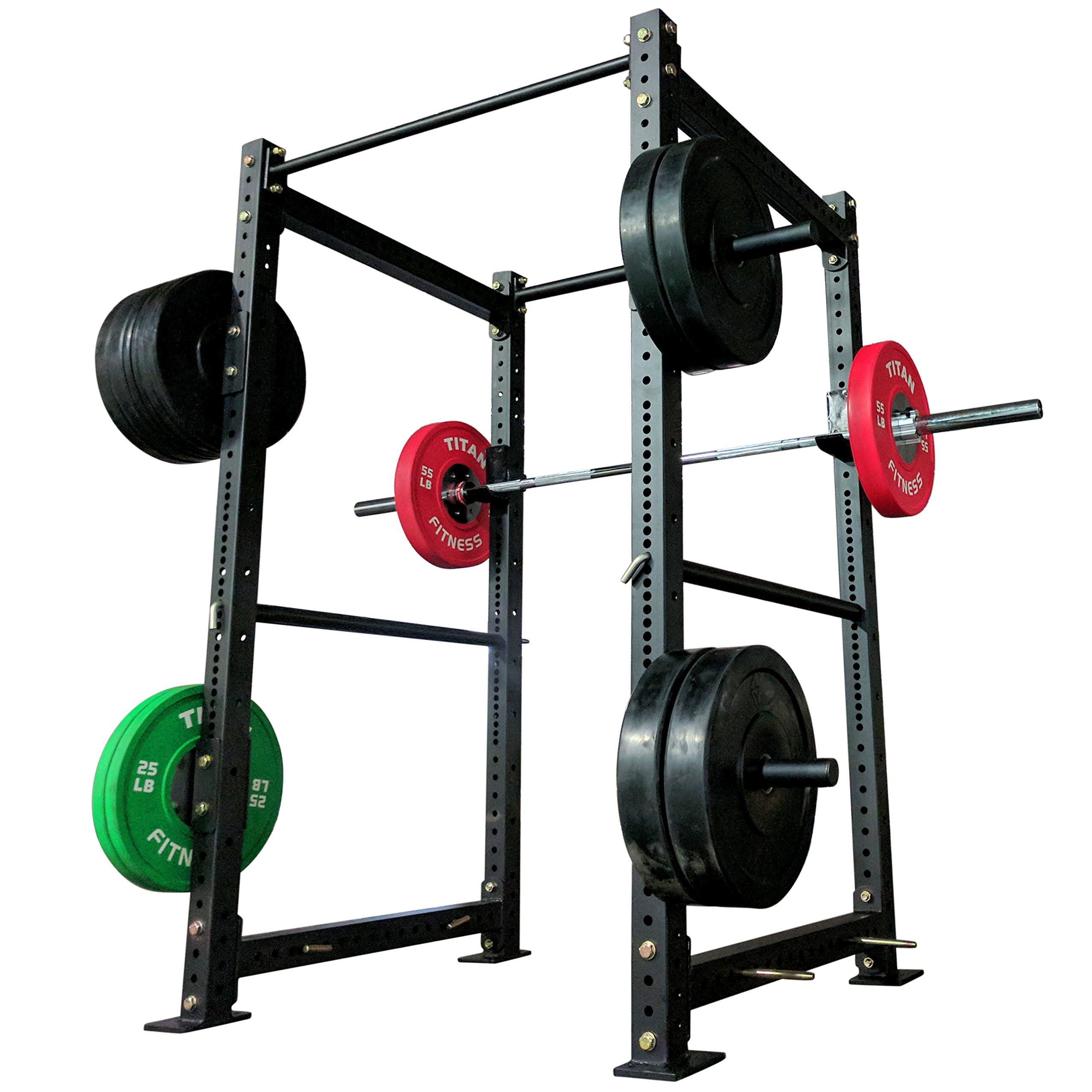 X-3 Short Power Rack - 36'' Depth by Titan Fitness (Image #6)