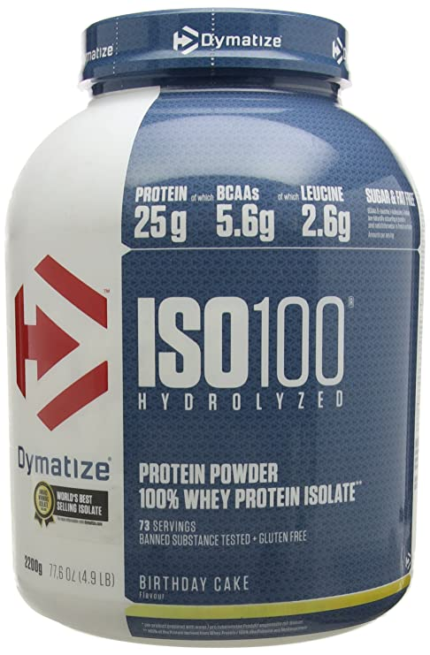 Dymatize ISO 100 Birthday Cake 22kg Amazoncouk Health Personal Care