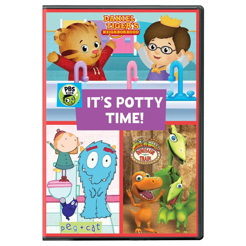 Amazon.com: PBS KIDS: It\'s Potty Time 2017 DVD: n/a: Movies & TV