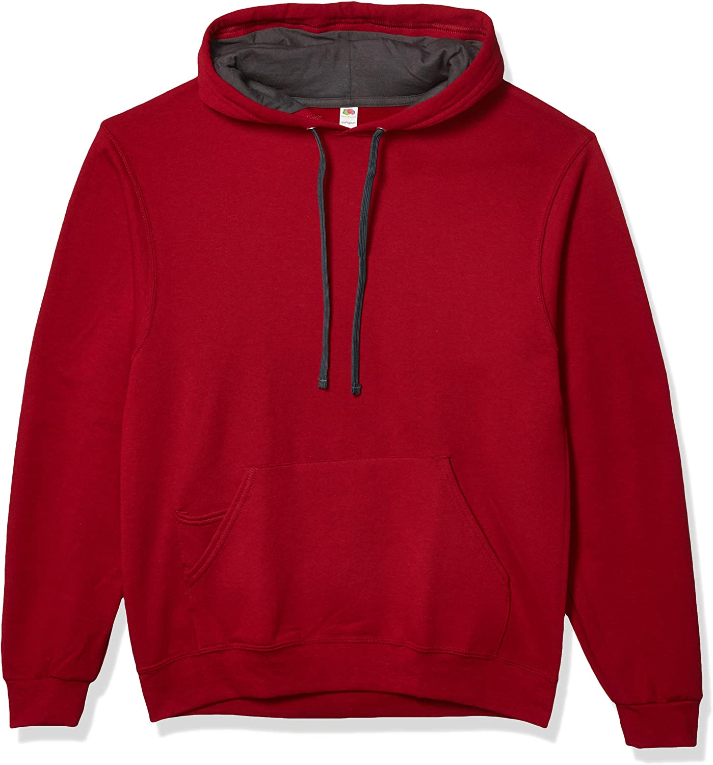 Fruit of the Loom Men's Hooded Sweatshirt-ANZ