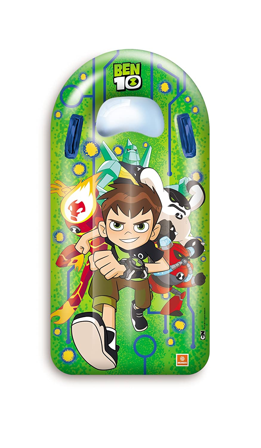 Amazon.com: World Mat – Ben 10 with Viewing Window, 16678 ...