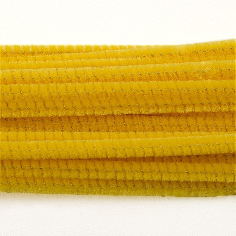 Marrone 8/mm x 30/cm Vaessen Creative scovolini Mix for Crafts 50/Pezzi 30/x 0.8/x 0.1/cm Fibra Sintetica