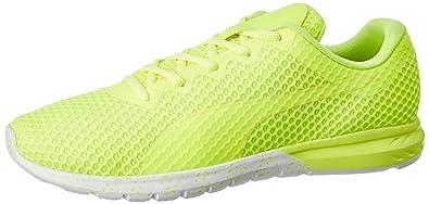 07a6a98dfb0 Puma Men's Vigor Mono Safety Yellow Multisport Training Shoes - 7 UK/India  (40.5