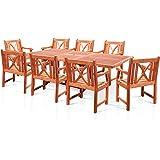 Amazon Com Sirio Ms014 Deep Seating Set With Sunbrella