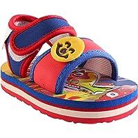 CHIU Unisex Baby Red Sandals