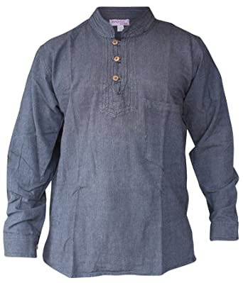 SHOPOHOLIC FASHION Herren Stonewashed Uni Shirt  Amazon.de  Bekleidung 30c5cf061f