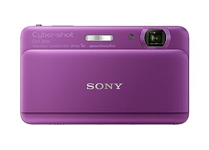 Sony Cyber Shot DSC TX55 162 MP Slim Digital Camera With 5x Optical Zoom