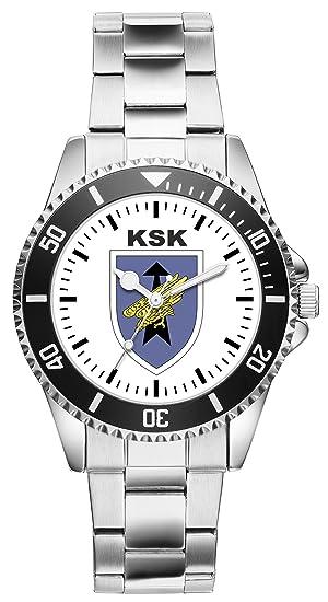 KSK escudo birreta parche fuerzas especiales del ejército alemán reloj 1130