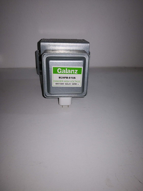 Galanz M24FB-610A Original magnetrón se adapta a Brandt y muchos horno de microondas M24FB610A