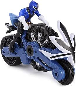 Bandai 31550 Power Rangers Samurai - Moto Poder Samurai