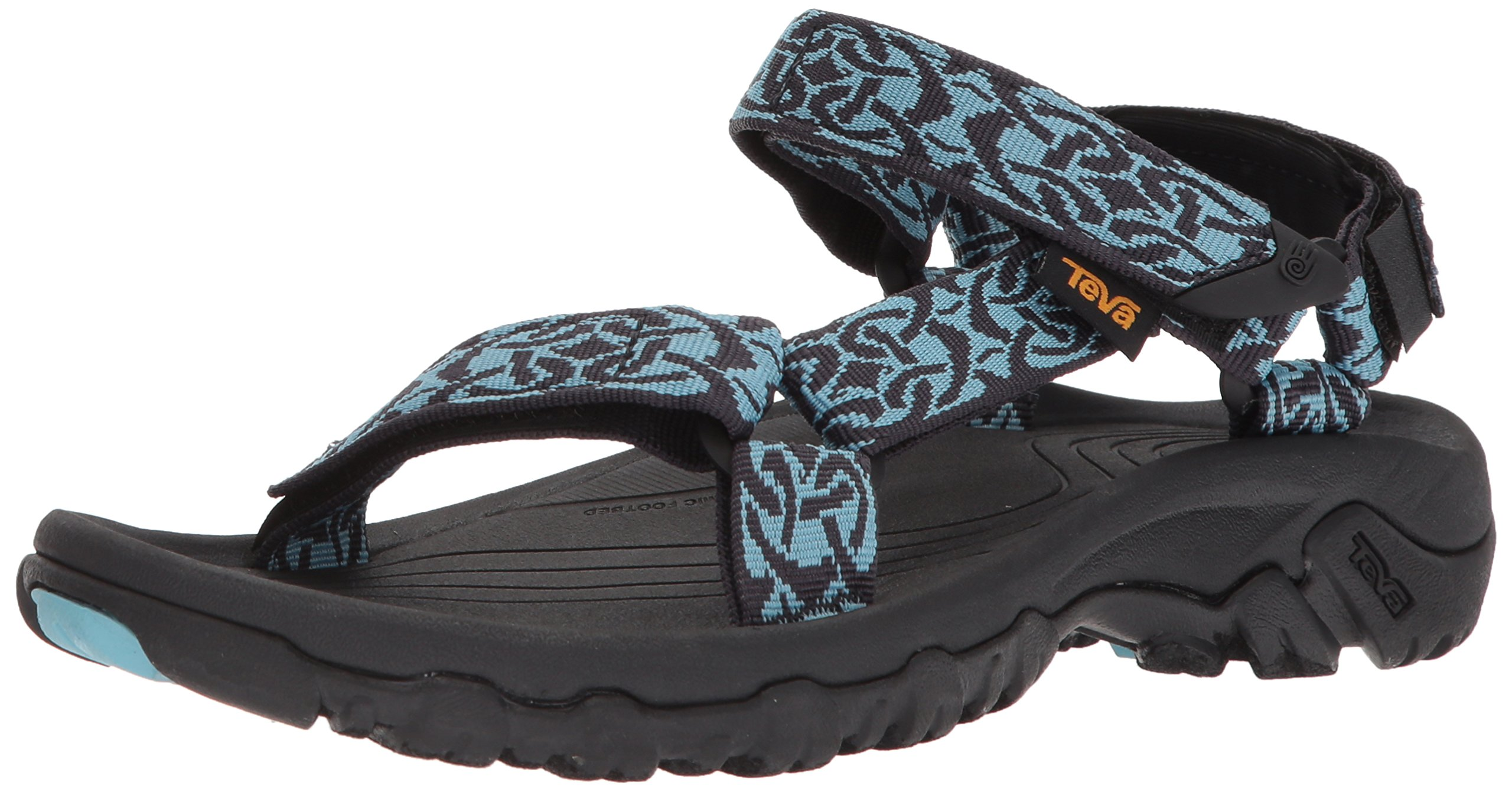 Teva Women's W Hurricane 4 Sport Sandal, Celtic Aqua, 8 M US by Teva