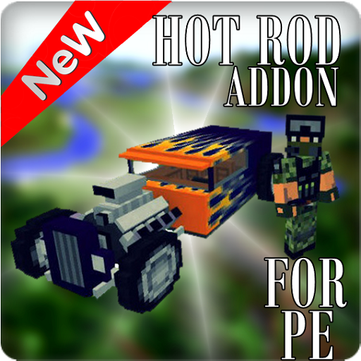 Hot Rod Addon For PE (Car Rod Hot Craft)