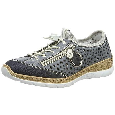 Rieker Women's N42p6-14 Low-Top Sneakers | Fashion Sneakers