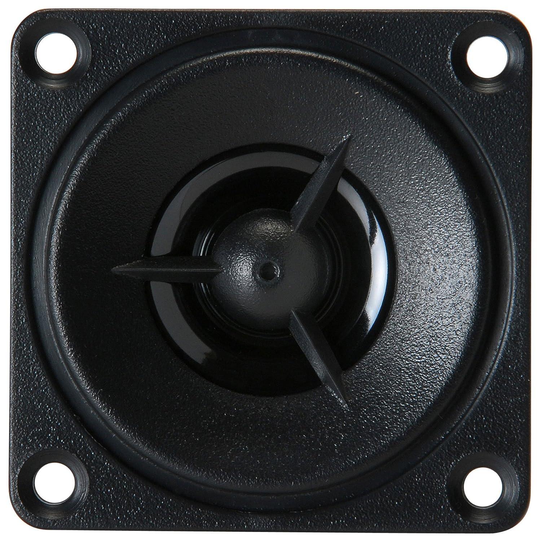 Visaton VS-SC5 1.0 canaux, 60 W, 1500 /– 22000 Hz, 8 Ohm, Noir Hauts-parleurs