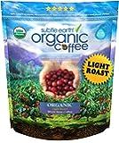 2LB Subtle Earth Organic Coffee - Light Roast - Whole Bean - Organic Arabica Coffee - (2 lb) Bag