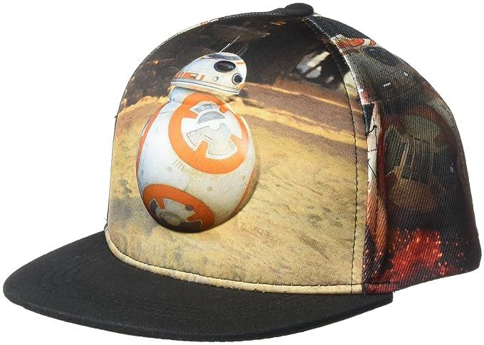 Amazon.com  Star Wars BB-8 Baseball Cap  Clothing 530d22c93518