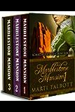 Marblestone Mansion, (Omnibus, Books 1 - 3) (Scandalous Duchess Series)