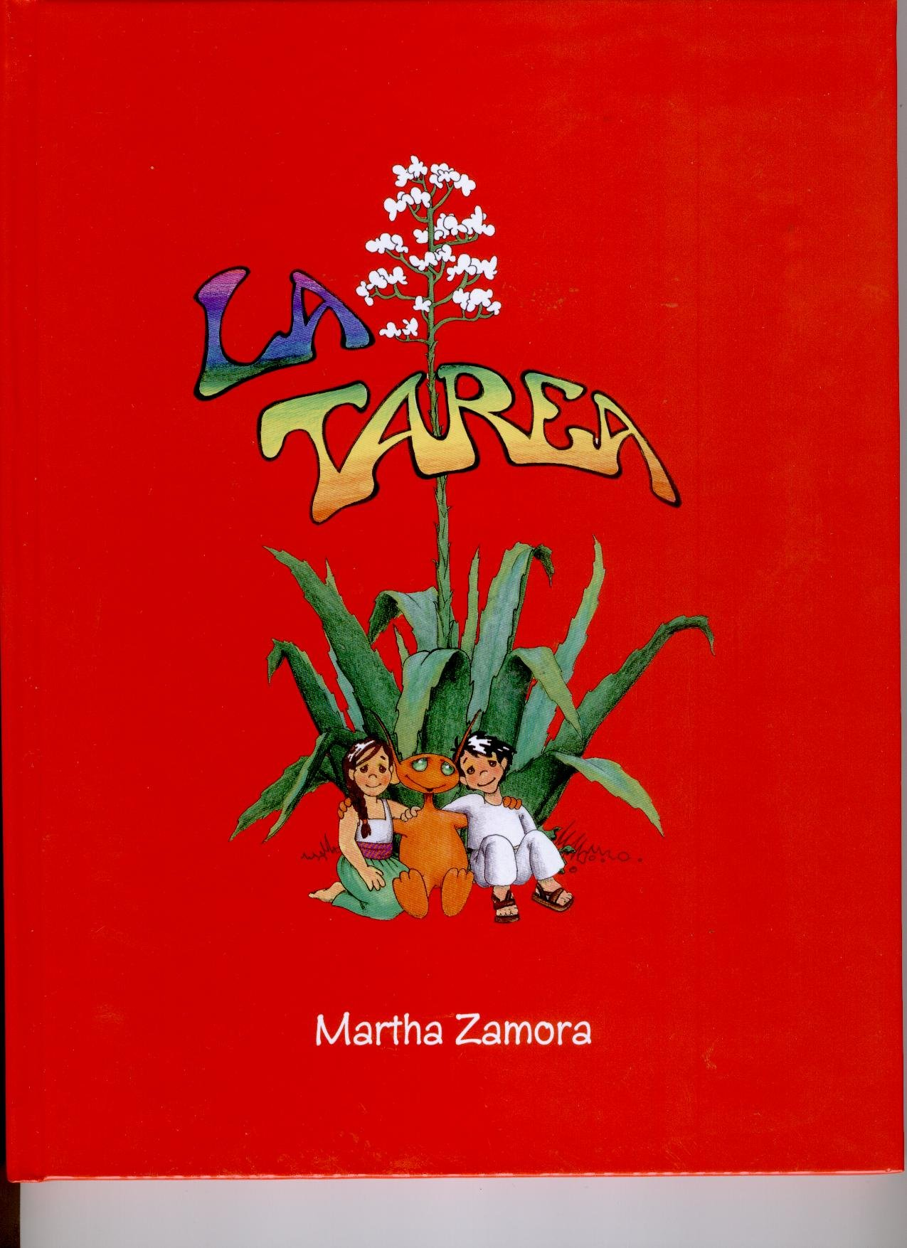 La tarea (Spanish) Paperback – 2014