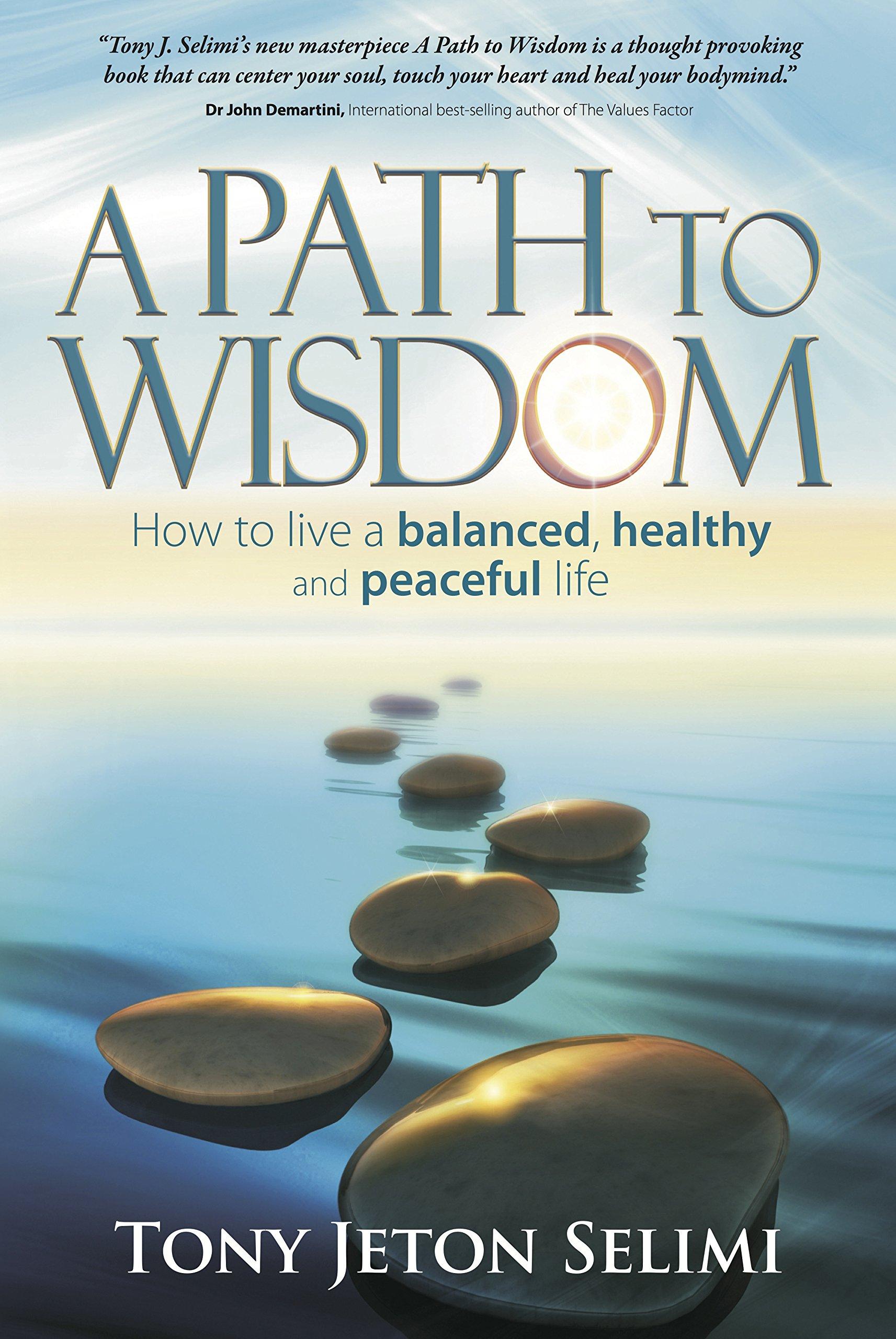 Follow the Author. Tony Jeton Selimi