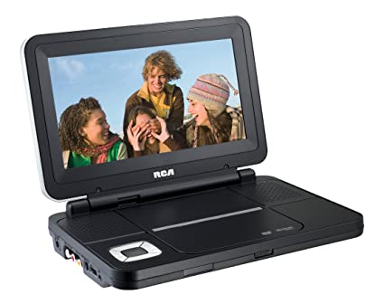 amazon com rca portable dvd player with 9 inch screen drc6309 rh amazon com