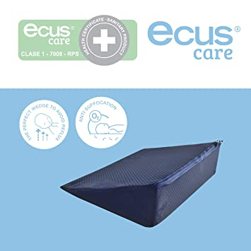 Ecus Care, cuña UP antireflujo para colchón de cuna Ecus Care, 50
