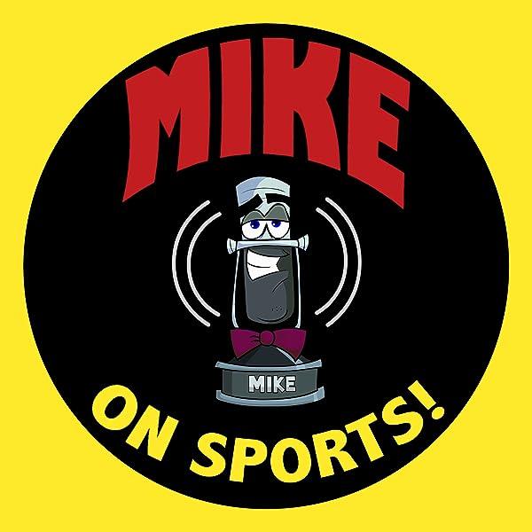 MIKE NFL Favorites: Sports Comic Books (Favorites Series Book 1)