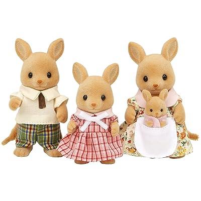 Sylvanian Families Dolls Kangaroo Family FS-03: Juguetes y juegos